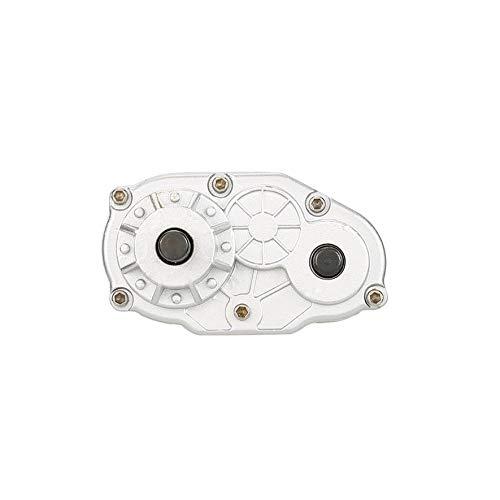 8Eninine Metal Transfer Case per 1:10 Rc Car Scx10 Rc4Wd Gelande II D90 Rc Crawler