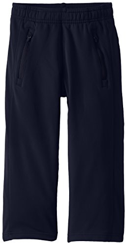 And Boys Wes Pants Willy (Wes & Willy Boys' Little' Performance Pant, True Navy, 5)