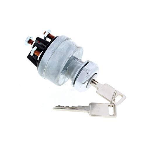 - Universal 3-Way Ignition Switch with Keys, GM Style