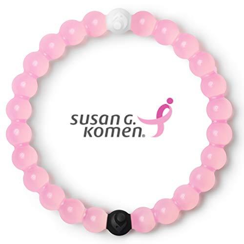 Pink Breast Cancer Bracelet - Lokai Cause Collection Bracelet, Susan G. Komen, 6