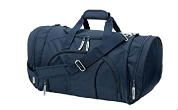 Centrix 'Calgary' Travel Bag Holdall - Navy Blue PLfPNyqCY6