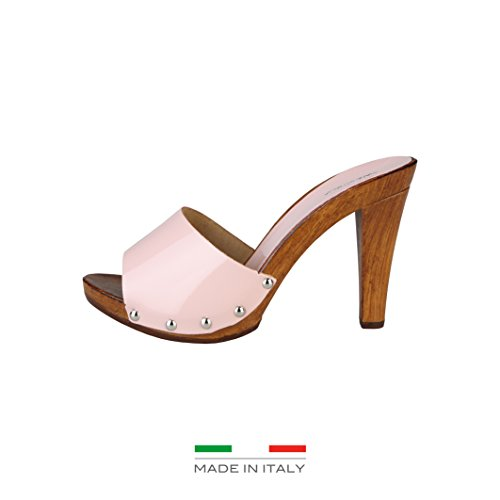 Made in Italia - Sabots pour femme (MAURA_ROSA) - Rose