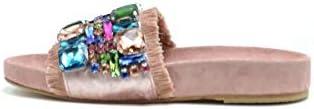 FIORINA Luxury Fashion Damen MCBI38420 Rosa Sandalen | Jahreszeit Outlet