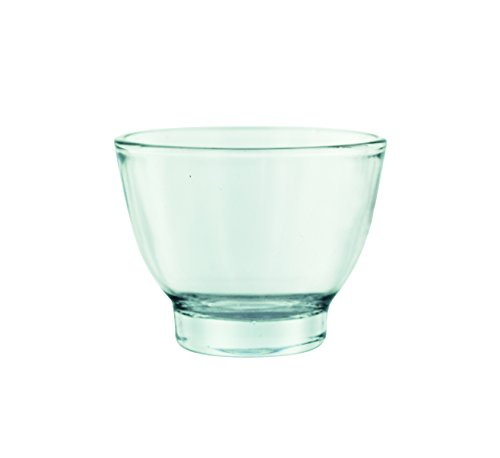 Transparent Rondo Shooter Glass (Case of 12), PacknWood - Recyclable Clear Mini Cup Shot Glasses (2 oz, 2.5' x 1.9') PK210VRBOL15
