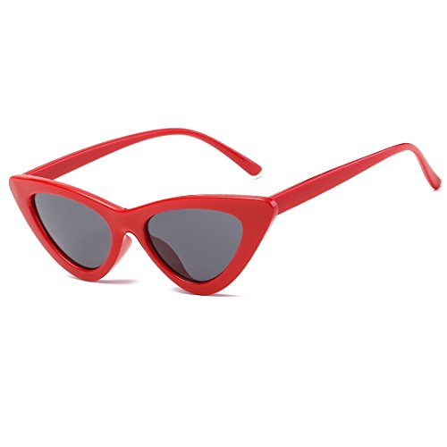 Kimorn Clout Goggles Sunglasses Women Metal Hinges Cat Eye Kurt Cobain Sun Glasses AE0566 - Cobain Sunglasses