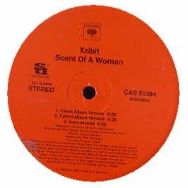 Xzibit / Scent Of A Woman