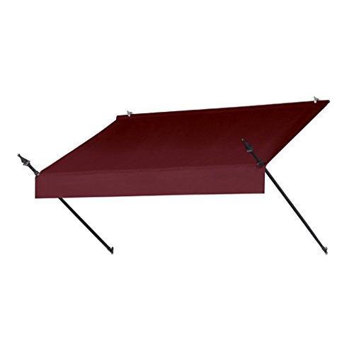 Sunsational Products Replacement Cover for Designer Window Awning - Burgundy - Size: 6' 3020867 (Designer Window Awning)