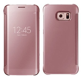 cover samsung s6 rose