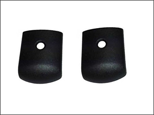 Rub Trim - Boat Carpet Trim End-Caps (set of 2) Fits 1/4-1/2 to 5/8 Trim