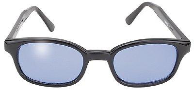 X-KD Sunglasses 1012 Black Frame with Blue - Kd Sunglasses X