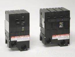 SCHNEIDER ELECTRIC Miniature Circuit Breaker 120/240-Volt 175-Amp HOM2175BB 120/240V 175A