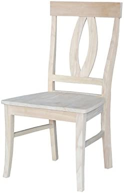International Concepts Verona Dining Chair Set of 2