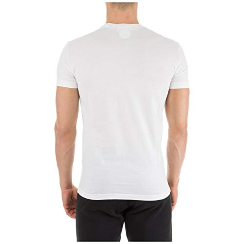 T Logo Dsquared2 shirt Homme Bianco 6gyvbYf7