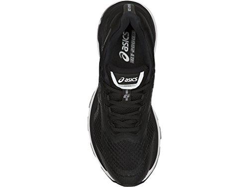 ASICS Women's GT-2000 6 Running Shoe, Black/White/Carbon, 5 M US by ASICS (Image #6)