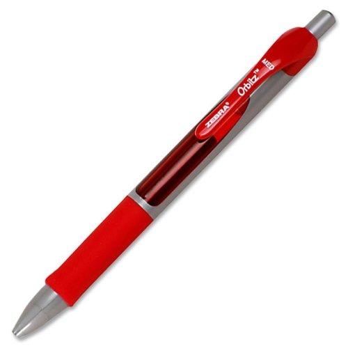 zebra-pen-orbitz-retractable-gel-pens-pen-point-size-07mm-ink-color-red-12-dozen