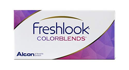 Freshlook Colorblends Blue (-0.25) – 2 Lens Pack