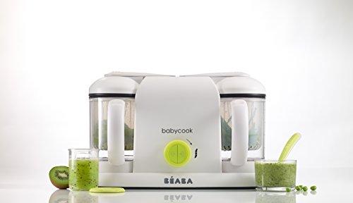 史低价!BEABA 4合1大容量辅食料理机