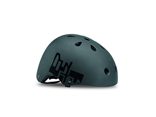 Rollerblade Rb - Downtown Helmet - Classic Skate Design - 9 Vents - Cpsc Certified - 48-54), Black, - Rb 52