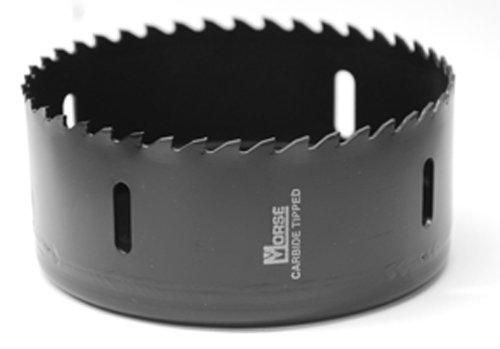 MK Morse Hole Saw AT76 4-3/4-Inch Diameter Carbide Tipped