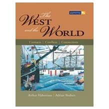 The West and the World: Contacts, Conflicts, Connections by Arthur Haberman (2002-04-01)