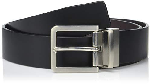 Calvin Klein Men's 35mm Reversible Leather Belt, black, 36