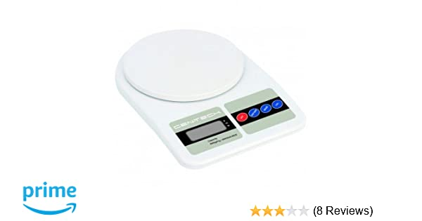 Amazon Com Digital Scale 11 Lbs Or 5 Kg With Lcd Display And Sealed Buttons Everything Else