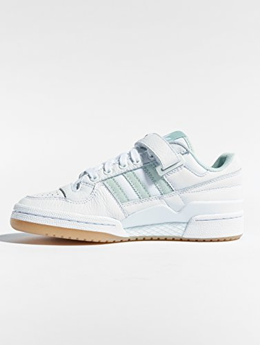 Baskets Blanc Femme 000 Forum ftwbla Originals Adidas gum3 vervap Low IRtxX