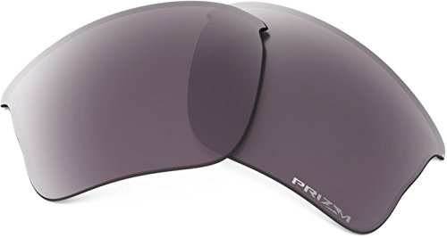 Oakley Flak Jacket Prizm Replacement Lens Prizm Daily Polarized, One ()