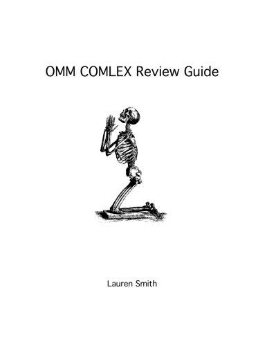 COMLEX OMM Review Guide