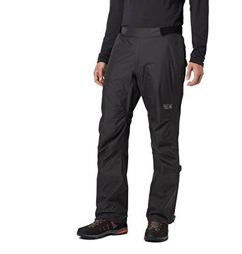 Mountain Hardwear Mens Exposure/2 Gore-Tex Paclite Pant, Void, Large(W) x Regular(L)