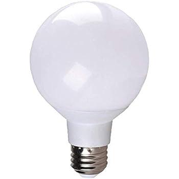 12 Pack Led G25 Vanity Globe Light Bulb Dimmable 6w