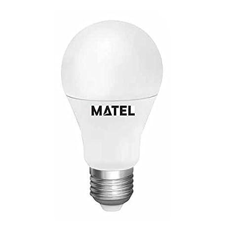 MATEL M288994 - Bombilla led e27 estandard 10w - 950 lumenes: Amazon.es: Hogar