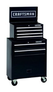 Craftsman 6 Drawer Tool Center, Rolling Steel Cabinet / Chest [Misc.]