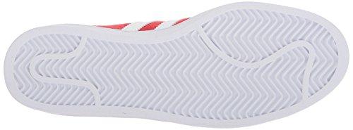 adidas Originals Frauen Campus W Sneaker Strahl Rot / Weiß / Weiß