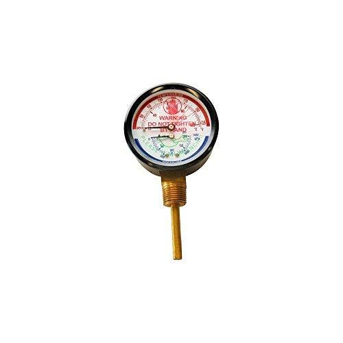 Hatco Temperature/Pressure Gauge 03.01.003.00 ()
