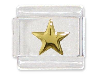 Star Italian Charm Bracelet ()