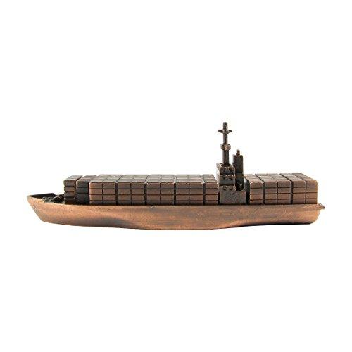 Container Cargo Ship Model Die Cast Pencil Sharpener