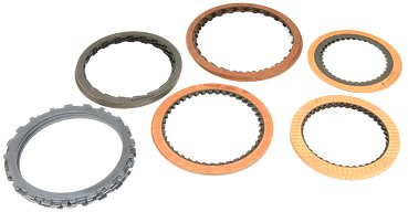 ACDelco 24248008 GM Original Equipment Automatic Transmission Clutch Plate Kit with Friction Plates