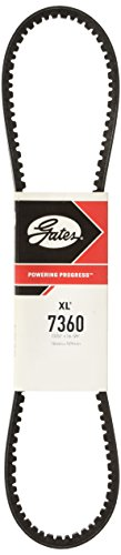 Gates 7360 V-Belt - Camaro Power Steering Belt