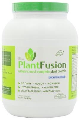Plantfusion Plantfusion, Cookies N Cream, 2 lb ( Multi-Pack)
