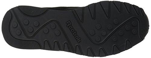 Nylon Herren Reebok Sneakers Black Carbon Black Classic 5040qrwxE