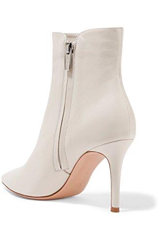 Pointy Ankle Valkoinen Heel High Eldof Mid Stilettos Toe Women 8cm Nilkkurit Tikari Women's White Bootie Korkokengät Boots Keski Korkokenkiä Stiletto Muoti Teräväkärkiset Naisten Fashion 7g7qzxEw