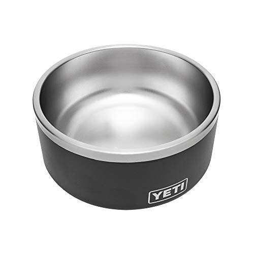 YETI Boomer 8 Stainless Steel, Non-Slip Dog Bowl, Black Duracoat by YETI (Image #4)