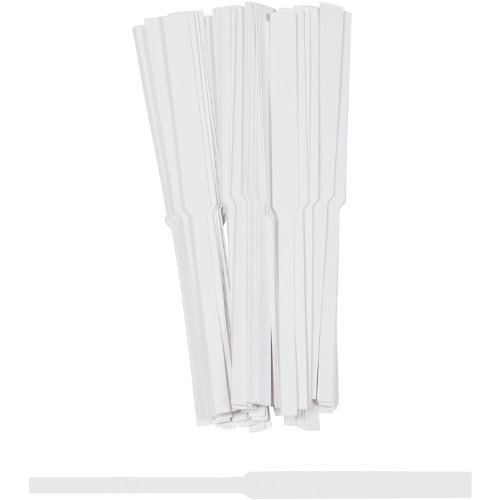 100Pc Zink Color Disposable White Fragrance Perfume Testing Paper Strips]()