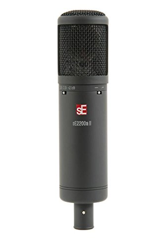 sE Electronics sE2200a II Large-diaphragm Condenser Microphone by SE Electronics