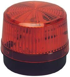 Amseco sl401r red conical alarm strobe light commercial strobe amseco sl401r red conical alarm strobe light aloadofball Images