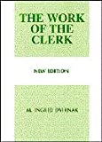 The Work of the Clerk, M. Ingrid Dvirnak, 0817012532