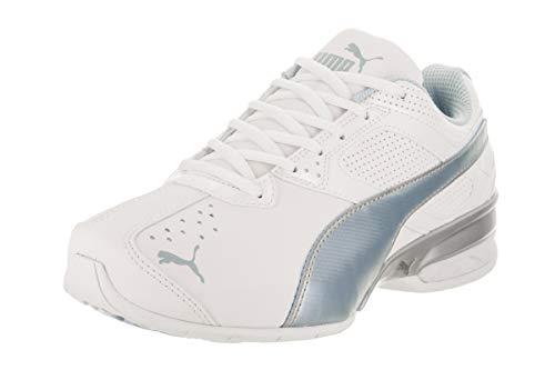 Wn Femmes trainer Pour Crulen Fm Tazon Cross Chaussures Puma Argent Blanc 6 nOHS1Bx