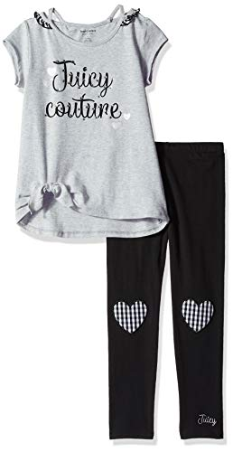 Kid Girls Clothes - Juicy Couture Girls' Little 2 Pieces