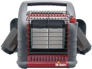 Heatstar MH18B Mr. Heater Portable BIG Buddy Heaters, 4,0...